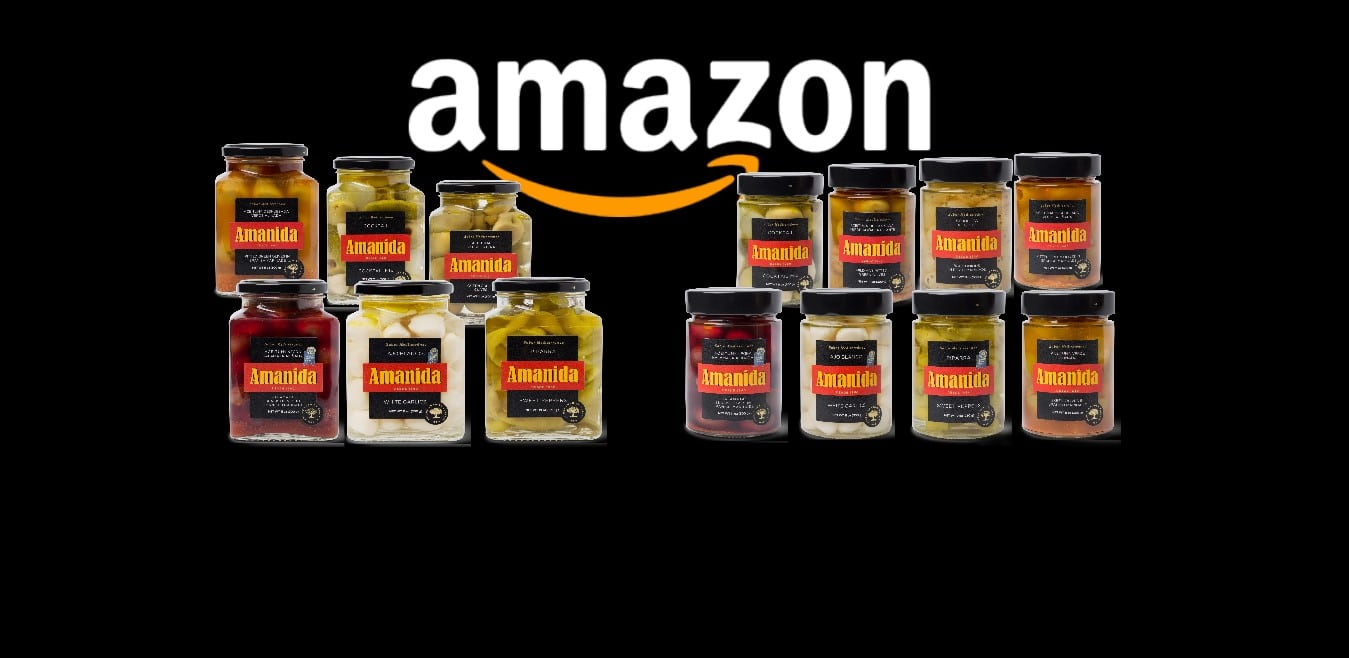 Nuestos productos ya disponibles en AMAZON.ES
