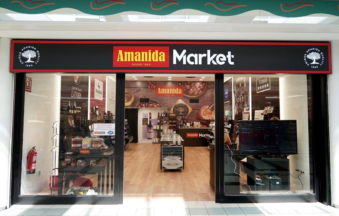 Amanida abre su primera tienda en Zaragoza
